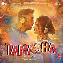 Tamasha (soundtrack) - Wikipedia