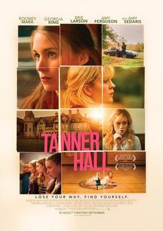 Tanner Hall (film) - Theatrical release poster