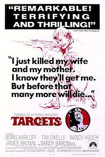 <i>Targets</i> 1968 film by Peter Bogdanovich