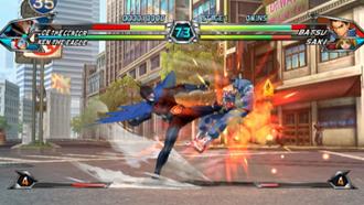 Tatsunoko vs. Capcom: Ultimate All-Stars - Image: Tatsunoko vs Capcom Gamefight