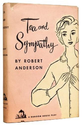 Tea and Sympathy (play) - First edition (publ. Random House)