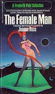 <i>The Female Man</i> novel