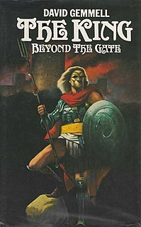 <i>The King Beyond the Gate</i> book by David Gemmell