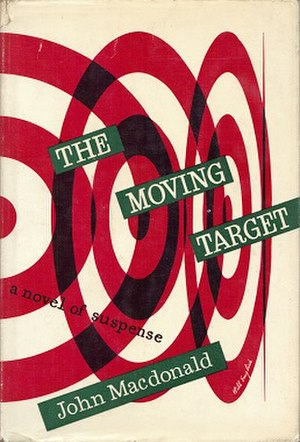 The Moving Target - First edition