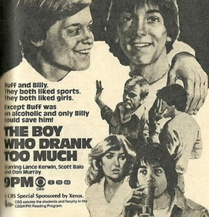 The Boy Who Drank Too Much - Image: The Boy Who Drank Too Much 1980