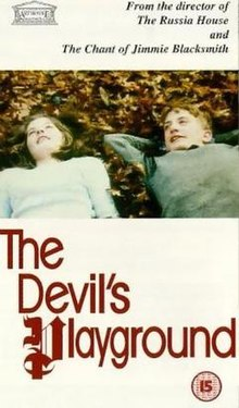 The Devil's Playground 1976 cover.jpg