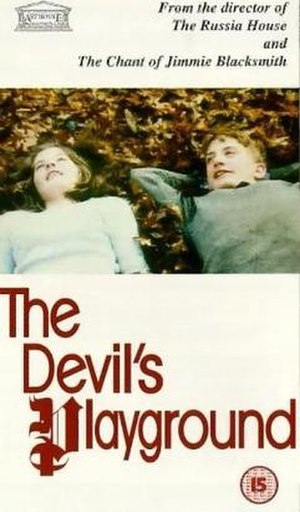 The Devil's Playground (1976 film) - Video cover