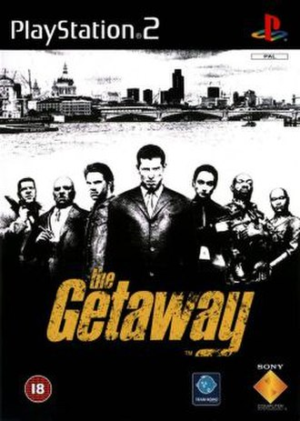 The Getaway (video game) - Image: The Getaway PS2