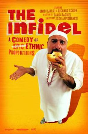 The Infidel (2010 film) - Theatrical release poster