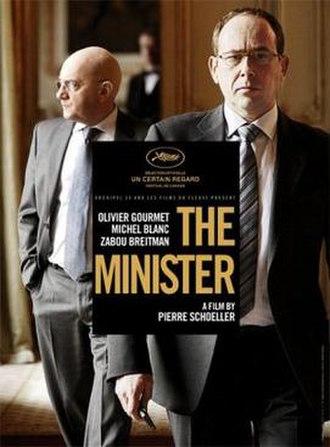 The Minister - Film poster