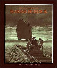 The Mysteries of Harris Burdick (Van Allsburg book) cover.jpg