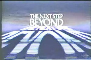 The Next Step Beyond - Title screen.