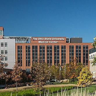 Ohio State University Wexner Medical Center - Medical Center main campus
