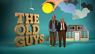 The Old Guys - The Old Guys title card for series 1.
