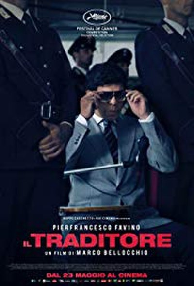 Picture of a movie: The Traitor
