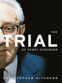 <i>The Trial of Henry Kissinger</i> book