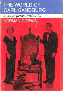 book by Carl Sandburg