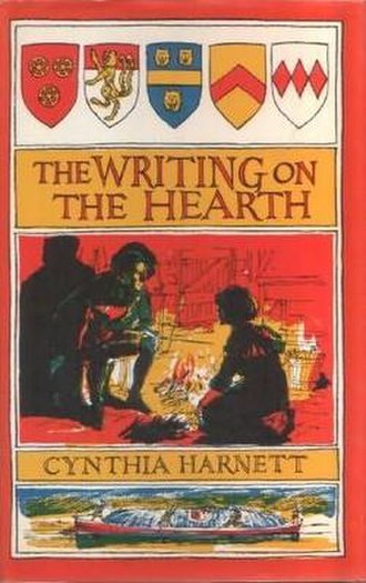 The Writing on the Hearth - First edition cover