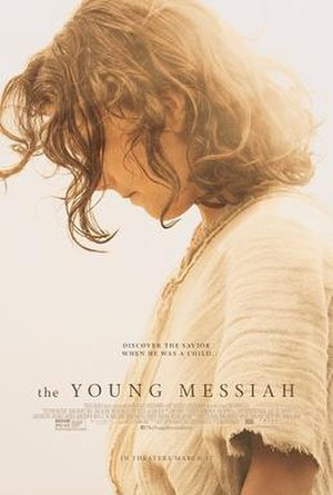 The Young Messiah - Theatrical release poster