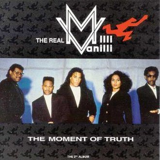 The Real Milli Vanilli - Image: Therealmillivanilli