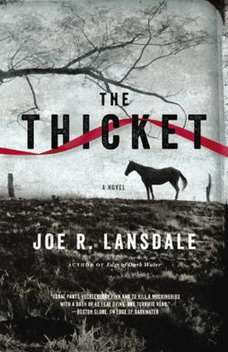 The Thicket (novel) - Mulholland Books Hardcover