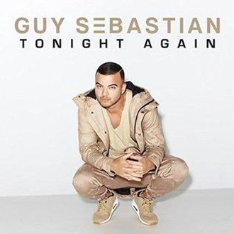 Guy Sebastian — Tonight Again (studio acapella)