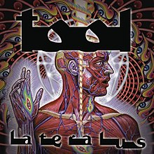 Digital cover is the album cover with the name of the band and album On physical formats the cover art for Lateralus done by artist Alex Grey features a translucent insert that flips open to reveal the different layers of the human body