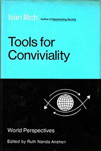 Tools for Conviviality - Image: Tools for Conviviality