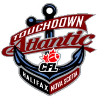 Touchdown Atlantic - Image: Touchdown Atlantic Logo