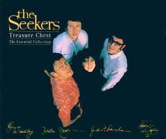 Treasure Chest (album) - Image: Treasure Chest by The Seekers