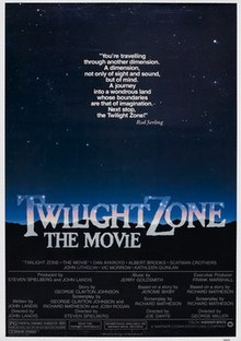 Twilight Zone: The Movie - Wikipedia
