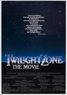 <i>Twilight Zone: The Movie</i> 1983 film
