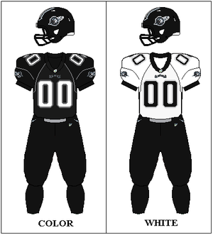 Omaha Nighthawks - Image: UFL Uniform OMA