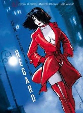 2007 Cannes Film Festival - 2007 Un Certain Regard poster by Italian comics artist Enrico Marini.