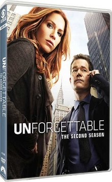 Unforgettable saison 2 en français