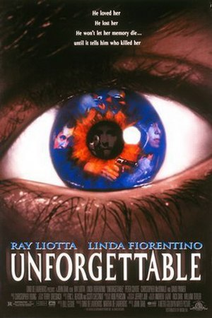 Unforgettable (1996 film) - Theatrical release poster
