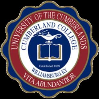 University of the Cumberlands - Image: University of the Cumberlands seal