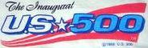 U.S. 500 - Image: Us 5001996