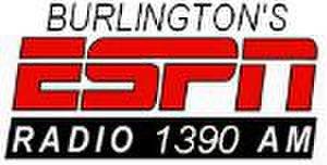 WCAT (AM) - WCAT's previous logo as an ESPN Radio affiliate