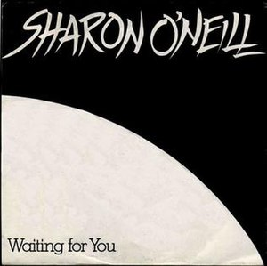 Waiting for You (Sharon O'Neill song) - Image: Waiting for You by Sharon O'Neill