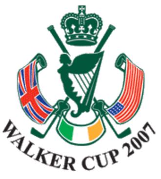 2007 Walker Cup - Image: Walker Cup 2007Logo