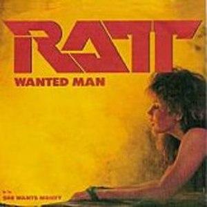 Wanted Man (Ratt song) - Image: Wantedman