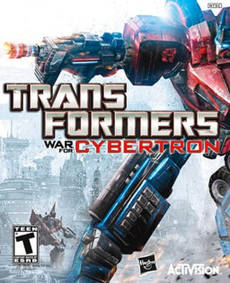 Transformers: War for Cybertron - Image: War for Cybertron