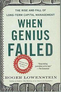 <i>When Genius Failed</i>