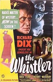 <i>The Whistler</i> (1944 film) 1944 film by William Castle