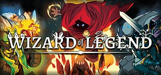 <i>Wizard of Legend</i> 2018 roguelike video game