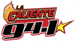 XET-FM - Image: XEJM XET FM La Caliente logo