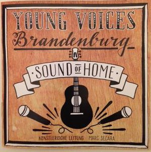 Sound of Home - Image: YVB CD COVER, CORRECT