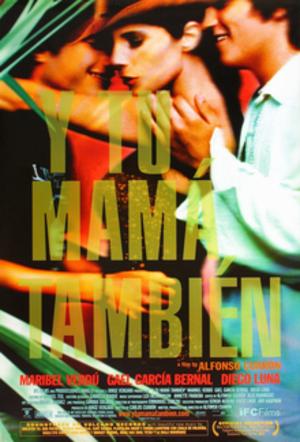 Y Tu Mamá También - Theatrical release poster