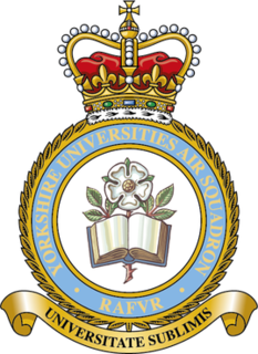 Yorkshire Universities Air Squadron
